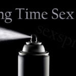 Long Time Sex Spray